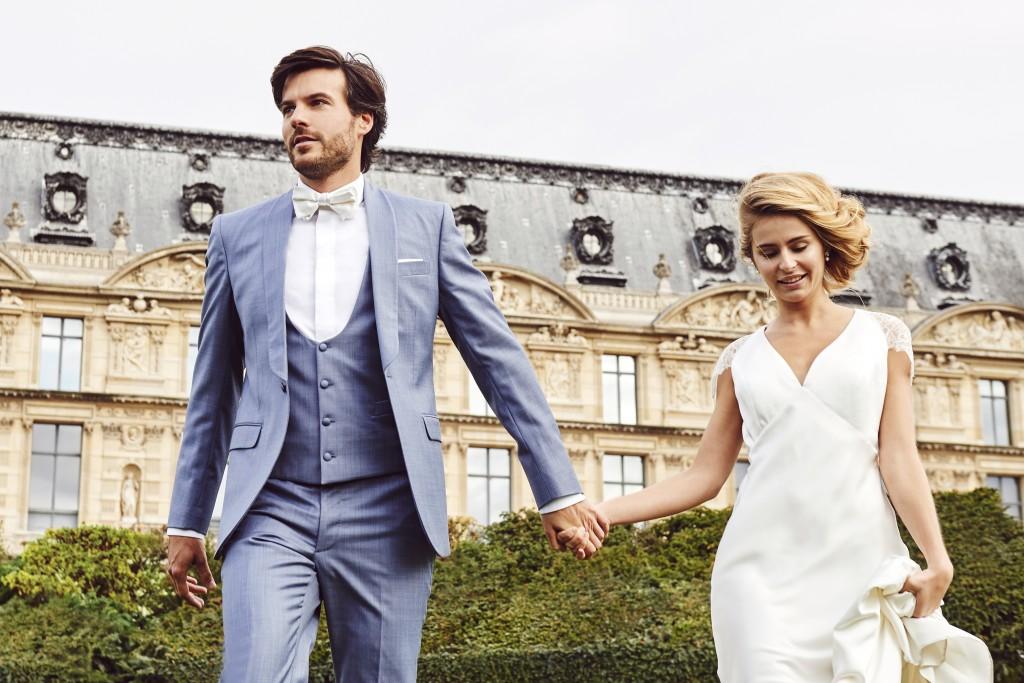 Un costume sur mesure pour votre mariage